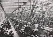 Photograph of a Textile Factory