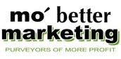 mo' better marketing
