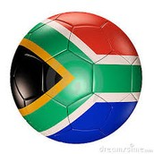 South Africa's soccer ball