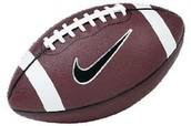 I LIKE TO PLAY FOOTBALL