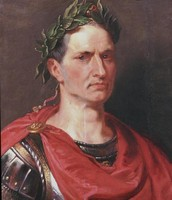 Re-enactment of What Julius caesar would have looked like