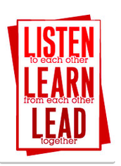 Listen, Learn, and Lead