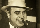 Al Capone Expelled from school.