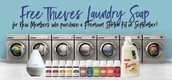 FREE Laundry soap