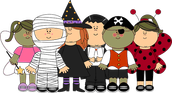 HALLOWEEN PARADE & PARTIES: Thursday, October 29, 2015