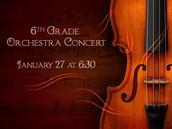 6th Grade Orchestra