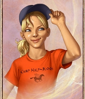 Annabeth Chase, daughter of Athena