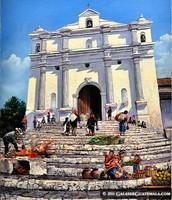 Dia 5...jueves 21. A la mañana partimos hacia Chichicastenango