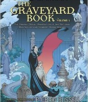 The graveyard book / bk.1 based on the novel by Neil Gaiman ; adapted by P. Craig Russell