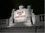 Aut Disce Aut Discede