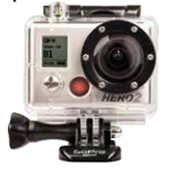 GoPro Silver video camera