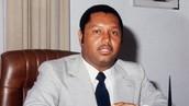 Jean-Claude Duvalier a.k.a (Baby Doc)
