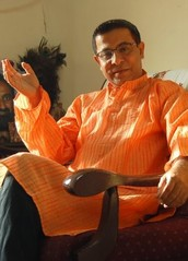Mr. Pradeep Chandiramani from Africa