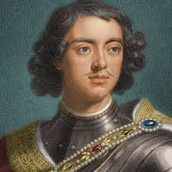 Peter the Great was her husband