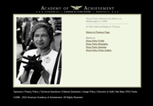 Rosa earned the academy of achievments.