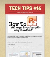 Edit & Create Images in PowerPoint