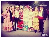 Te gusta la danza folklorica?
