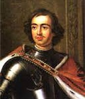 Picture of Peter the Great