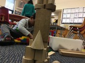Using the 3D figures to build structures
