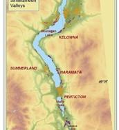 A Map of the Original Area