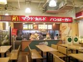 Inside マクドナルド!