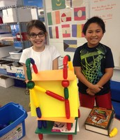 Horeb and Lana made a HUGE magnet build!
