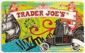 Win a $10 gift card from your choice of Trader Joe's/Safeway or Starbucks!