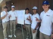 SLC JV Boys' Golf