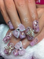 Snazzy Nails has the cheapest prices!!!