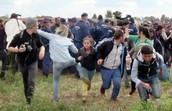 Otras crisis otros refugiados