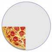 Pizza (fraction= 1/4)