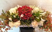 Order festive blooms for that hostess gift, special friend or your own table!