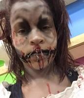 Fright Fest Make up
