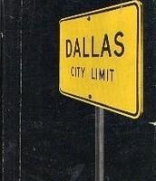 city limit border
