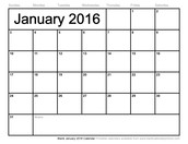 January's Library Schedule