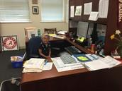 Principal Hayden!!