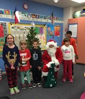 I hope Santa was good to everyone!