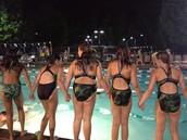 my swim team