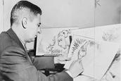 Dr. Seuss Drawing