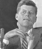 John F Kennedy (JFK)