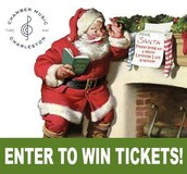 "WIN TICKETS to CMC's ""Night Before Christmas"""