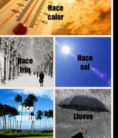 Vocabulary Illustration: Weather