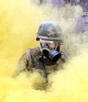 Mustard Gas Attack