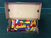 100 Legos