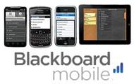 Blackboard op je smartphone