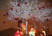 A common Christmas Tree