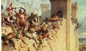 קרב של הצלבנים