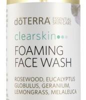 10% off product: Clear Skin Foaming Facewash