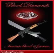 Movie - Blood diamonds