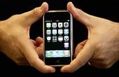 August 2007- Apple iphone